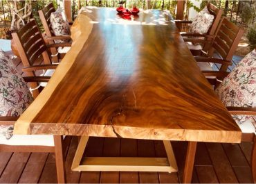 The Story of Live Edge Furniture